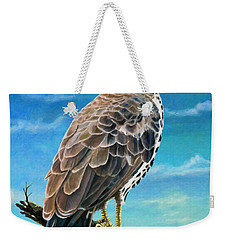 Congo Serpent Eagle Weekender Tote Bag