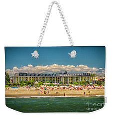 Congress Hall In Cape May Weekender Tote Bag