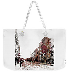 Congress St. Portsmouth, Nh Weekender Tote Bag