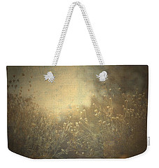 Weekender Tote Bag featuring the photograph Connected  by Mark Ross