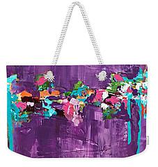 Connected Weekender Tote Bag