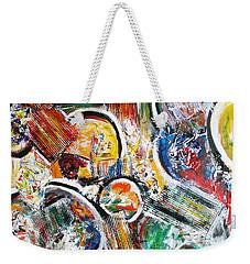 Connection Weekender Tote Bag