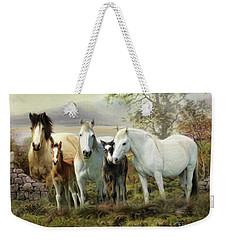 Connemara Ponies Weekender Tote Bag