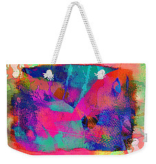 Connivance,just Another Texture Weekender Tote Bag