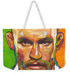 Conor Mcgregor Weekender Tote Bag by Robert Phelps