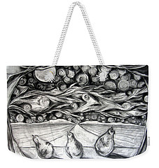 Consequence Beyond The Horizon - Study Weekender Tote Bag