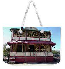 Construct Weekender Tote Bag by Steve Sperry