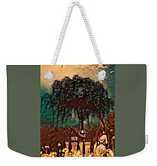 Consulting The Mother Weekender Tote Bag