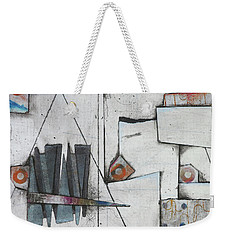 Contained Happiness Weekender Tote Bag