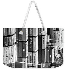 Container Library Weekender Tote Bag