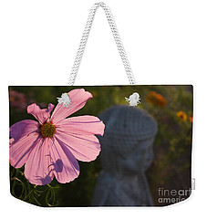 Weekender Tote Bag featuring the photograph Contemplating The Cosmo by Brian Boyle