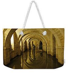 Contemplation Weekender Tote Bag