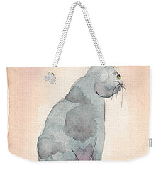 Contemplation Weekender Tote Bag by Terry Taylor