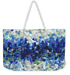 Contemporary Art Forty-three Weekender Tote Bag