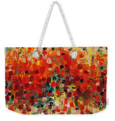 Contemporary Art Thirty-three Weekender Tote Bag