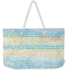 Contemporary Design Weekender Tote Bag by Ellen O'Reilly