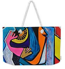 Contemporary Weekender Tote Bag