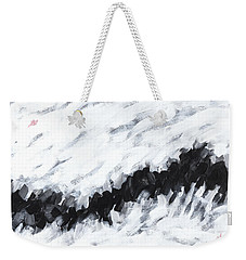 Contemporary Landscape 1of2 Weekender Tote Bag
