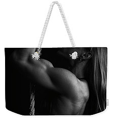 Contraction Weekender Tote Bag