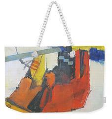 Contradiction Weekender Tote Bag