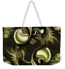 Contrast Of Life Weekender Tote Bag