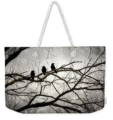 Contrive - By The Light Of The Moon Weekender Tote Bag by Angie Rea
