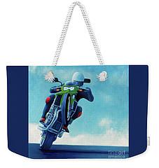 Controlled Mayhem Weekender Tote Bag