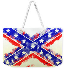 Controversial Flag Weekender Tote Bag