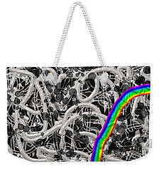 Controversy Weekender Tote Bag