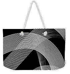 Converge Weekender Tote Bag