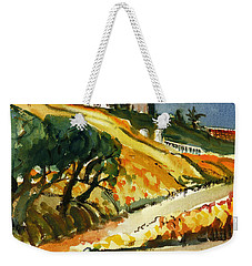 Conversation In The Afternoon Weekender Tote Bag