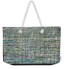 Convoluted Weekender Tote Bag by Jacqueline Athmann