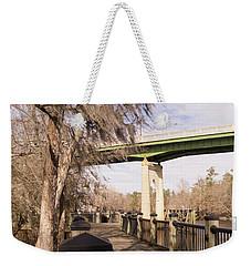 Conway Riverwalk In January Weekender Tote Bag by MM Anderson
