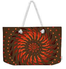 Coober Pedy Weekender Tote Bag