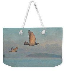 Coocoocachoo Too Weekender Tote Bag by Ed Hall