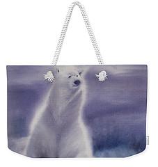 Cool Bear Weekender Tote Bag