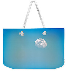 Cool Blue Weekender Tote Bag