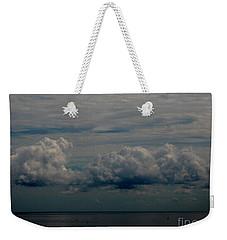Cool Clouds Weekender Tote Bag