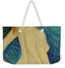 Cool Weekender Tote Bag
