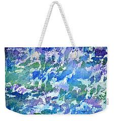 Cool Twilight Weekender Tote Bag