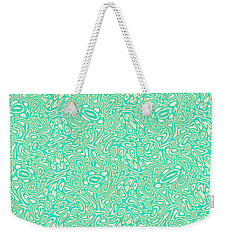 Cool Waters -02- Weekender Tote Bag