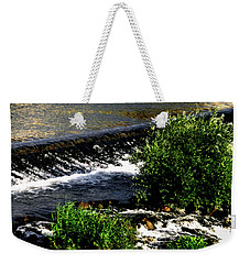 Cool Waters Weekender Tote Bag