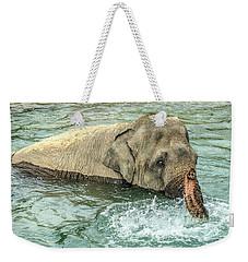 Cooling Off Weekender Tote Bag