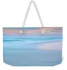 Weekender Tote Bag featuring the photograph Cooly In The Distance by Az Jackson