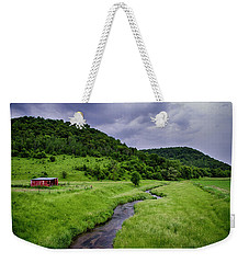 Coon Valley Weekender Tote Bag