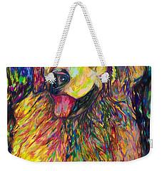 Cooper Weekender Tote Bag