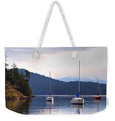 Cooper's Cove 1 Weekender Tote Bag