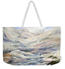 Coorong, South Australia. Weekender Tote Bag