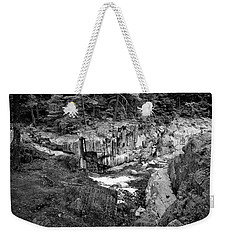 Weekender Tote Bag featuring the photograph Coos Canyon 1553 by Guy Whiteley