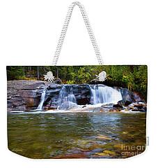 Copeland Falls Weekender Tote Bag